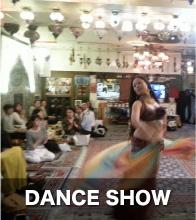 ベリーダンスショー